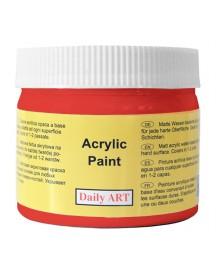 Farba akrylowa 300 ml - szkarłatna - doskonała do decoupage