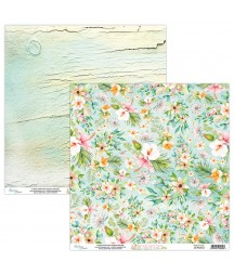 Papier do scrapbookingu Mintay Papers - Paradise 04
