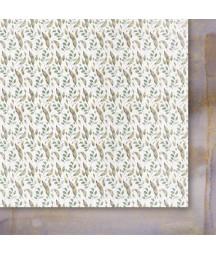 Papier do scrapbookingu Galeria Papieru - kolekcja Nostalgia - wzór 6