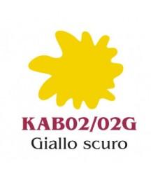Farba akrylowa Vivace Stamperia 60 ml, KAB02 ciemny żółty - giallo scuro