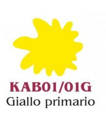 Farba akrylowa Vivace Stamperia 60 ml, KAB01 żółty - giallo primario