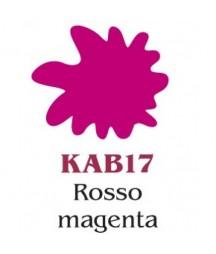 Farba akrylowa Vivace Stamperia 60 ml, KAB17 ciemny róż - rosso magenta