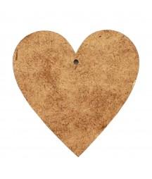 Serce z HDF Daily ART 16 cm