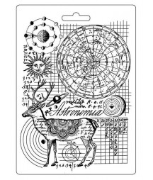 Forma do mas strukturalnych A5 Stamperia, Cosmos - jeleń