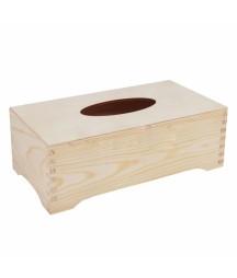 Chustecznik drewniany ze sklejki CH213