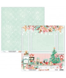 Papier do scrapbookingu Mintay Papers - Sweetest Christmas 03
