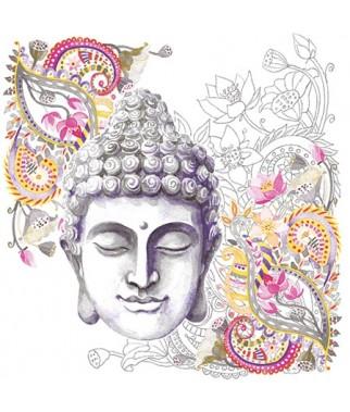 Serwetka - Budda