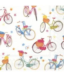 Serwetka rowery