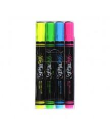 Zestaw markerów do szkła, 4 kolory