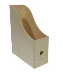 Segregator drewniany