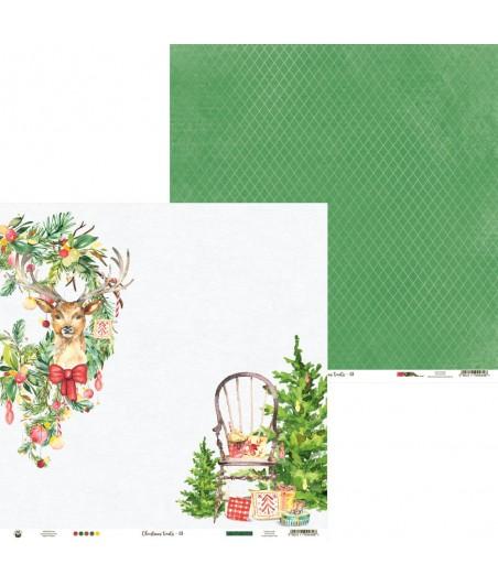 Papier do scrapbookingu 12x12, Christmas treats 03 [P13]