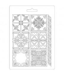 Forma do mas strukturalnych A5 Stamperia, Azulejos