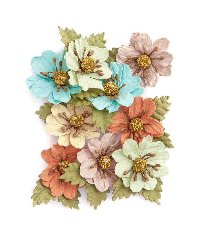 Kwiaty papierowe DP Craft CEKP-059