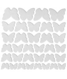 Naklejki do mediowania DP Craft Motyle
