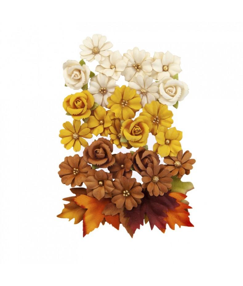 Kwiaty papierowe Prima Marketing, Autumn Sunset 642822