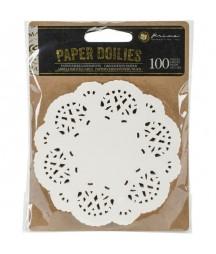 Serwetki papierowe Prima Marketing białe