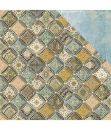 Papier do scrapbookingu Kaisercraft, Antiquities - Heirloom P2742