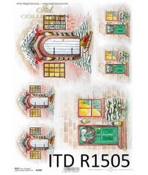 Papier ryżowy A4 ITD R1505,...