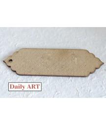 Zakładka do książek z HDF nr 6 Daily Art 15x5 cm