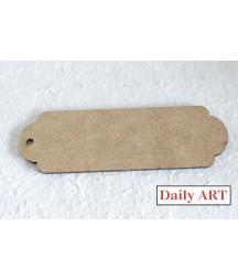 Zakładka do książek z HDF nr 5 Daily Art 15x5 cm