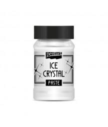 Pasta Ice Crystal - lód krystaliczny, Pentart