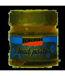 Pasta szklana perłowa Bead Paste Pentart 50 ml - do efektów przestrzennych