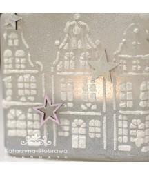 Farba 'Efekt szronu' Daily Art, biała - pearl white, 50 ml