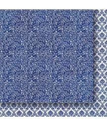 Sklep z porcelaną 05 - papier do scrapbookingu od Galerii Papieru