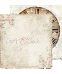 Papier do scrapbookingu Hummingbird Song 06 Craft O'Clock