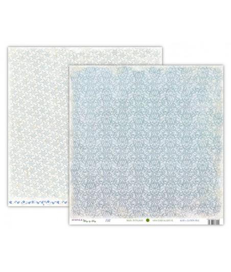 Papier do scrapbookingu UHK Gallery, Avonlea Winter - Hill