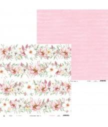 Papier do scrapbookingu P13, The Four Seasons Spring 02