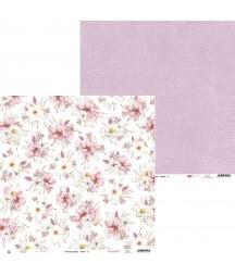 Papier do scrapbookingu P13, The Four Seasons Spring 03