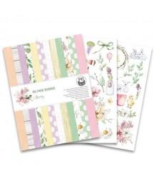 Zestaw papierów do scrapbookingu The Four Seasons - Spring - Piątek Trzynastego