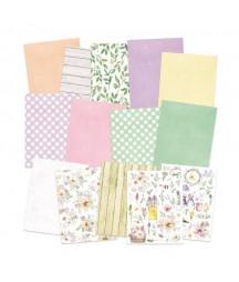 Zestaw papierów do scrapbookingu 6x8, The Four Seasons - Spring P13