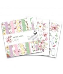 Bloczek 6x6 do scrapbookingu The Four Seasons - Spring - Piątek Trzynastego