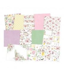Zestaw papierów do scrapbookingu 6x6, The Four Seasons - Spring P13