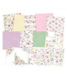 Zestaw papierów do scrapbookingu 12x12, The Four Seasons - Spring P13