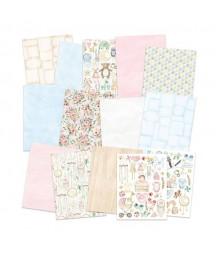 Zestaw papierów do scrapbookingu 6x8, Baby Joy P13