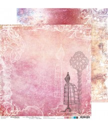 Papier do scrapbookingu Dream Shadow 01 Craft O'Clock