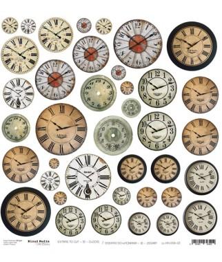 Arkusz do scrapbookingu Craft O'Clock Mixed Media 03