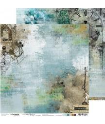 Papier do scrapbookingu Hazy Street 01 Craft O'Clock