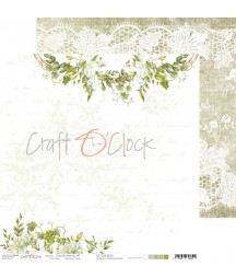 Papier do scrapbookingu Celebrate Moments 01 Craft O'Clock