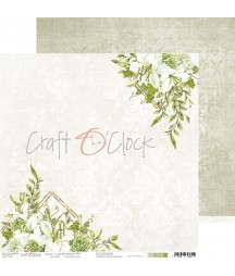 Papier do scrapbookingu Celebrate Moments 04 Craft O'Clock