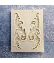 Forma silikonowa do decoupage - ornamenty