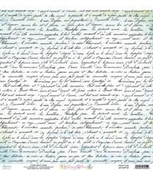 Papier do scrapbookingu 12x12, Happy Place 01 - Mintay Papers