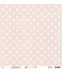 Papier do scrapbookingu 12x12, Tiny Miracle 04 - Mintay Papers
