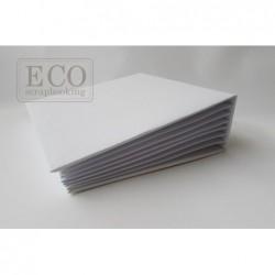 Baza albumowa do scrapbookingu, Bazyl biały 20x20