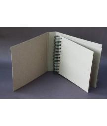 Baza albumowa do scrapbookingu z okładką eko 190x165 Eco-scrap