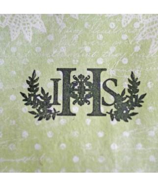 Stempel akrylowy do scrapbookingu IHS 2- Agateria