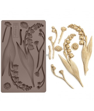 Foremka do odlewów 3D, Prima Marketing 643089 Bell Orchids